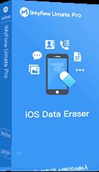 Umate Pro - effaceur de données pour iphone