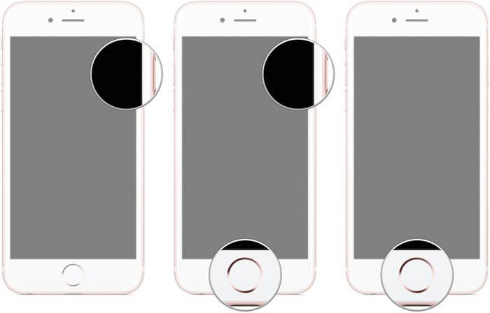 Mettre iphone 6 et versions plus anciennes en mode DFU
