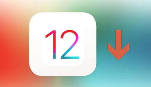 rétrograder son iOS
