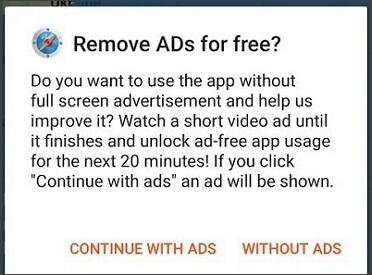 supprimer les publicités