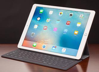 Clavier intelligent iPad Pro