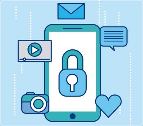 modifier la position de votre iPad pour protéger votre vie privée