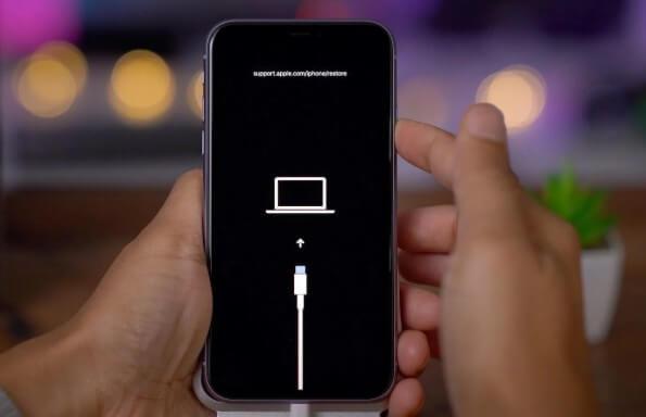 mode de récupération d'iPhone 11