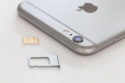 utiliser la carte SIM pour transférer les contacts