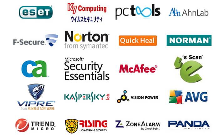 logiciel de sécurité