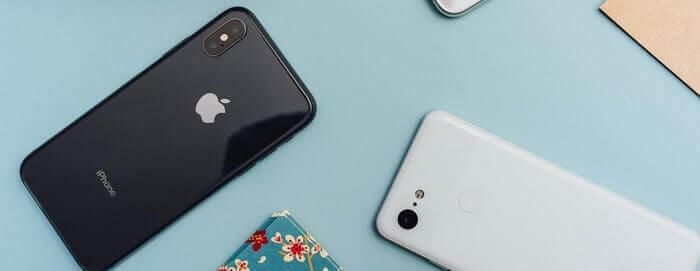 transférer ses applications d'un iPhone à un Android