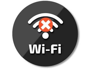 le wifi ne fonctionne pas