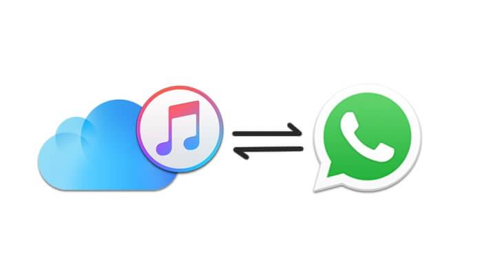 itunes et icloud vont effacer la sauvegarde de whatsapp