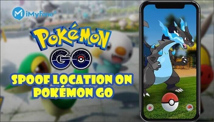 modifier la localisation sur pokémon go