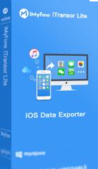iMyFone iTransor Lite visant à exporter vos données