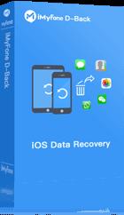 iMyFone D-Back visant à récupérer vos données