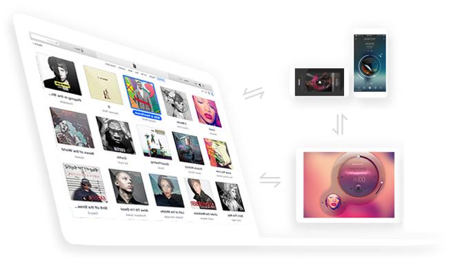 Transfert intelligent – Contrôlez iTunes comme vous le souhaitez