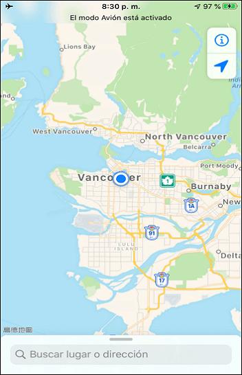 utilizar la ubicacion falsa en Uber