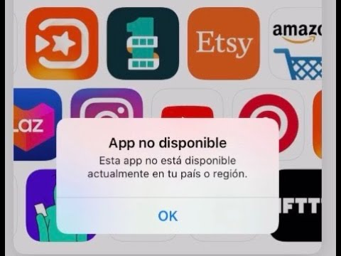 cambiar pais app store