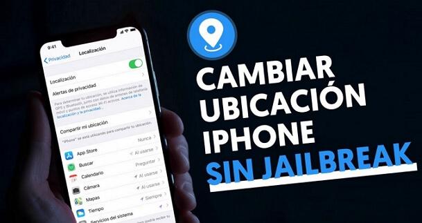 cambiar ubicacion gps iphone sin jailbreak