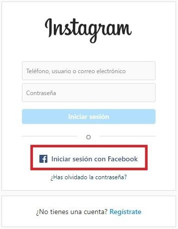 recuperar una cuenta de Instagram sin correo ni teléfono