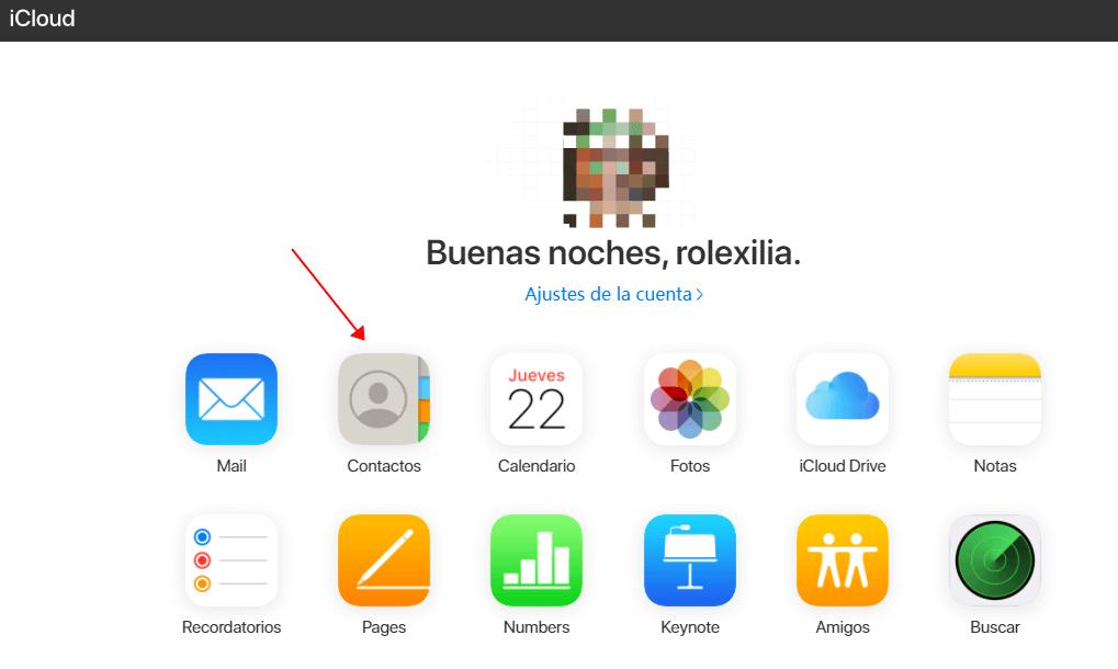 entra iCloud.com