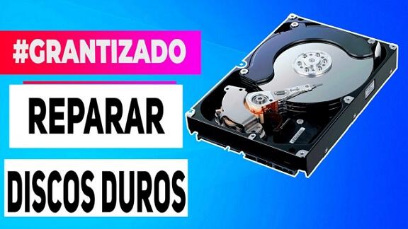 reparar disco duro windows