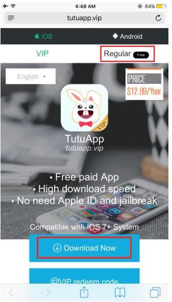 descargar tutu App