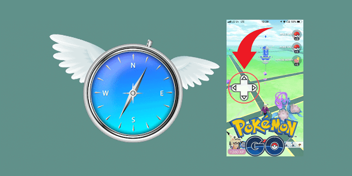 añadir joystick en Pokémon GO