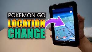 cambiar localización en Pokémon GO