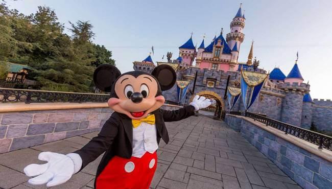 Disneylandia en Anabeim