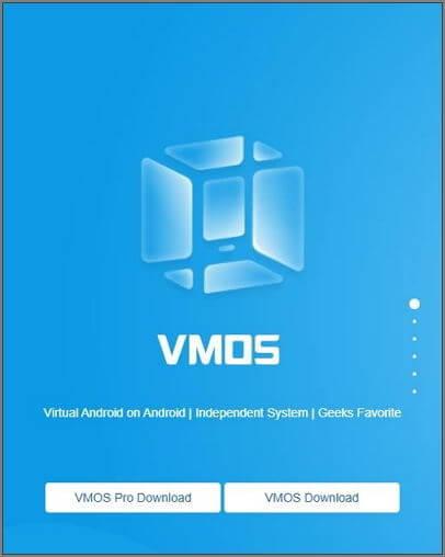 descarga de VMOS