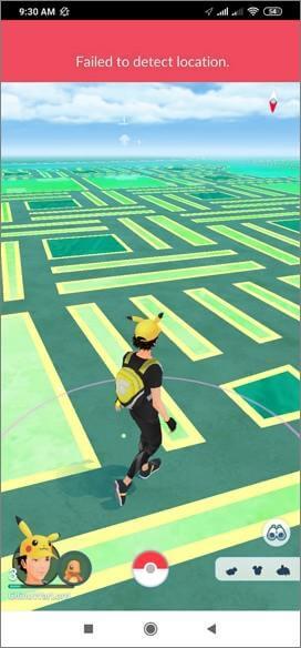 pokemon go spoofing gps