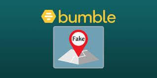 ubicación falsa en Bumble