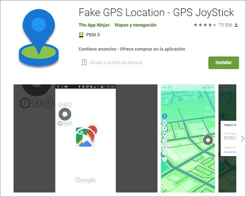 Fake GPS Location – GPS Joystick