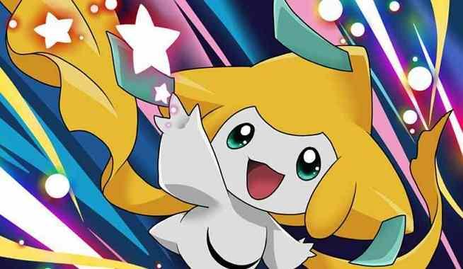 pokemon de Jirachi