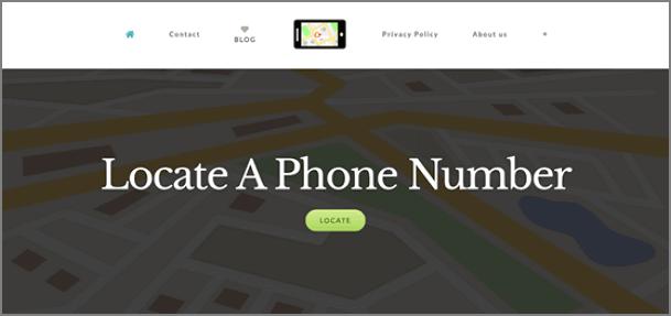 rastrear celular por número gratis en Locate a phone number