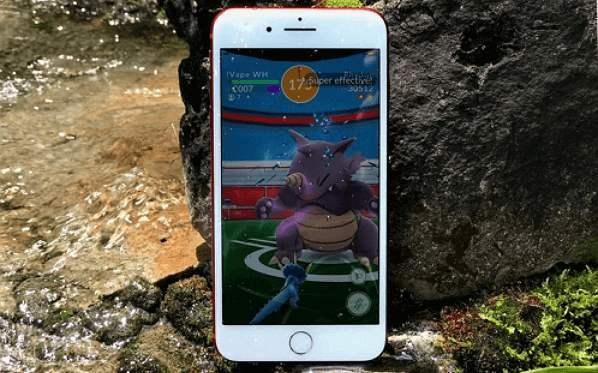 Saltar la animación de inicio de la Raid en Pokémon Go