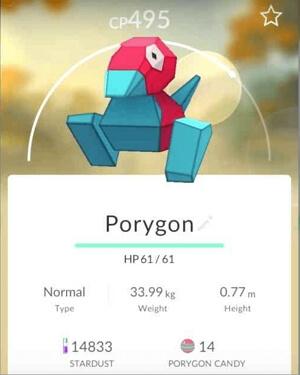 seleccione el lugar para falsificar ubicación en pokemon go