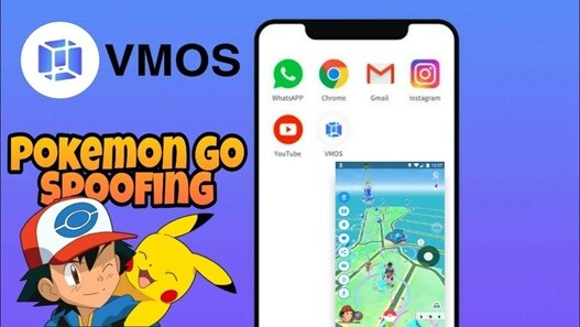 vmos para pokemon go