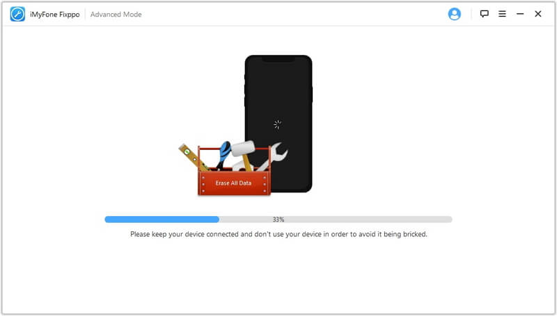 restablecimiento de la configuración de fábrica iPhone 7