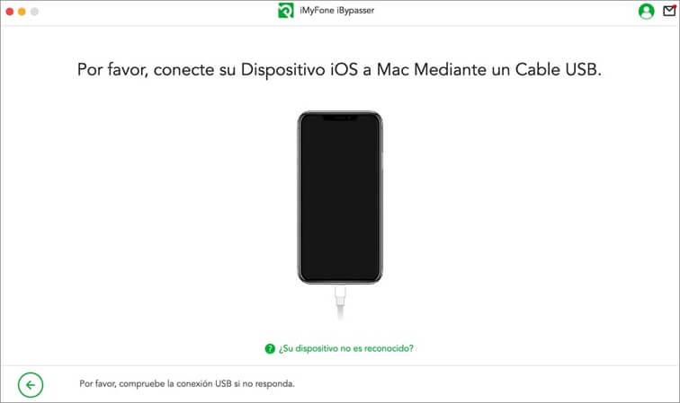 Conecta tu dispositivo iOS a al ordenador