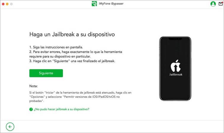 hacer Jailbreak en iPhone