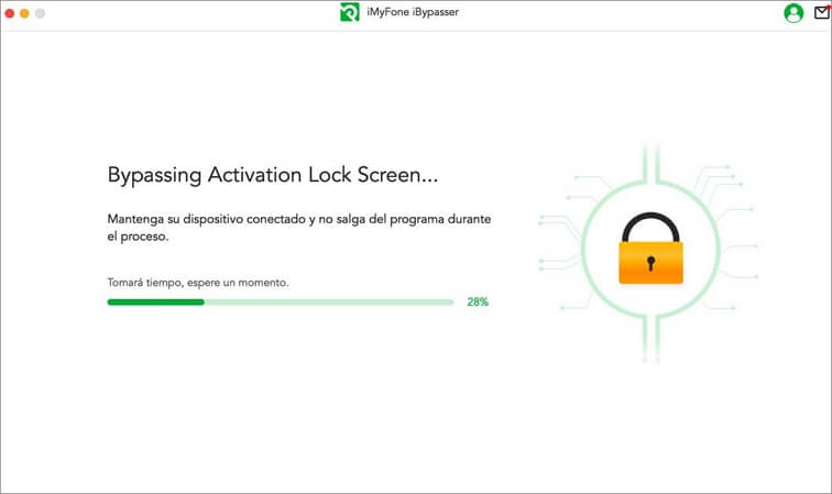 esta quitando el bloqueo de activacion iCloud en iPad