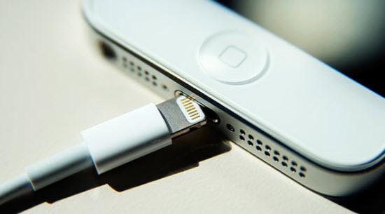 Cargar el iPhone por un tiempo