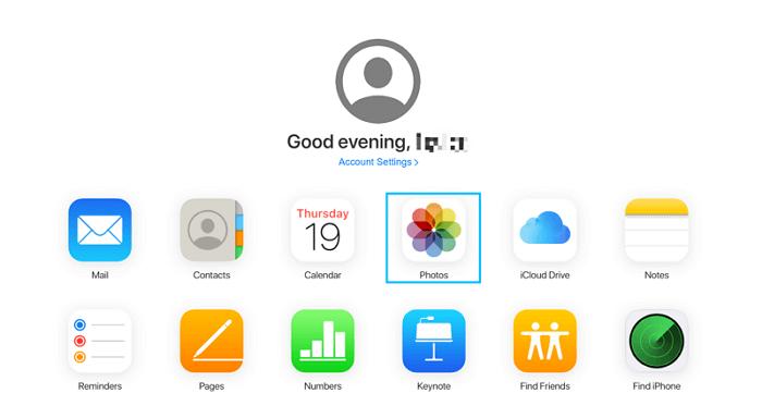 Recuperar fotos iPhone roto gratis con copia de seguridad de iCloud