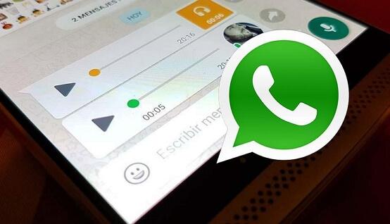 los mensajes de voz de WhatsApp no funcionan