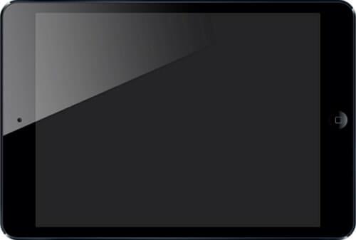 Pantalla negra del iPad de la muerte