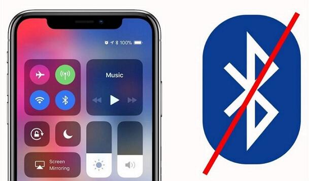 mi iPhone no encuentra dispositivos Bluetooth