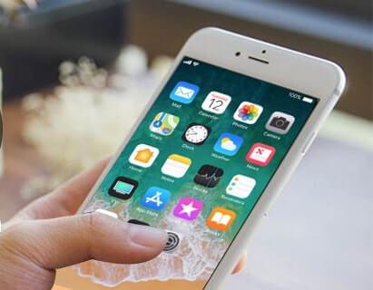 problemas del tactil del iPhone