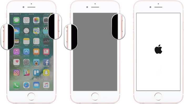 Poner tu iPhone 7 en modo dfu
