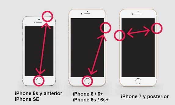Poner iPhone en Modo DFU