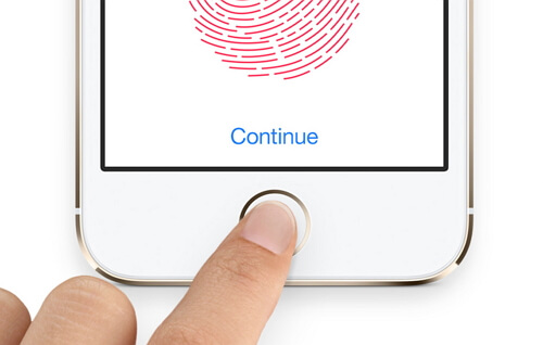 No se puede activar Touch ID