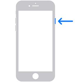 forzar el reinicio de iphone 6