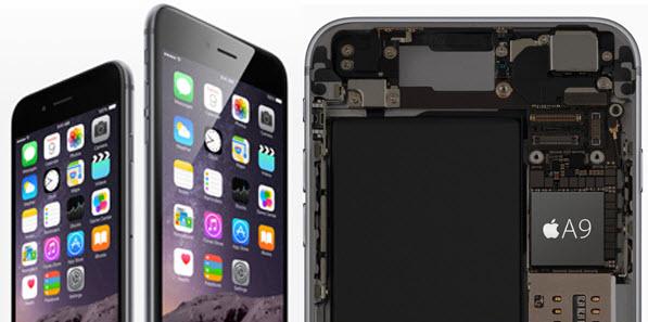 El hardware del iPhone